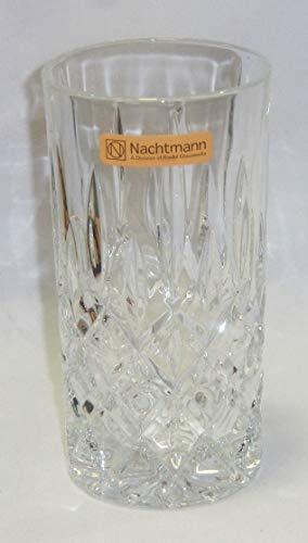 Spiegelau & Nachtmann, 4-teiliges Longdrink-Set, Kristallglas, 375 ml, Noblesse, 89208