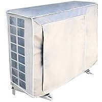 Bweele Couverture extérieure de climatiseur, Housse de Protection étanche pour climatiseur Couverture de Protection…