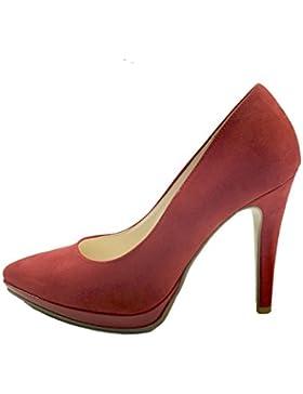 Scarpe donna decolte' a punta