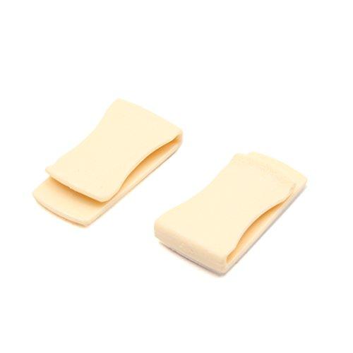 pack de 8 coin miroir clip de fixation du support de montage de serrage cp vis