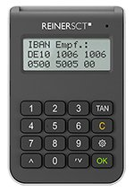 REINER SCT express, Bluetooth Leser
