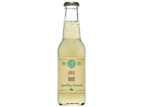 Sparkling Lemonade Three Cent bottiglia 200 ml