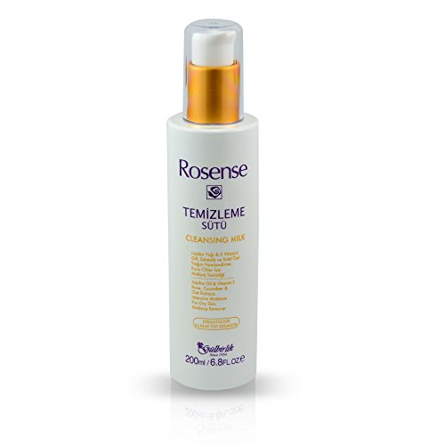Rosense Cleansing Milk fürs Gesicht 200ml