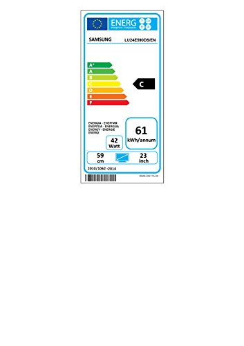 Samsung U24E590D – 24″ – 4K Widescreen Monitor - 3