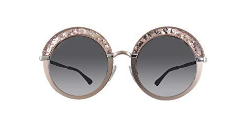 Jimmy Choo Damen GOTHA/S 9O THP 50 Sonnenbrille, Schwarz (Black Gold/Dark Grey Sf),