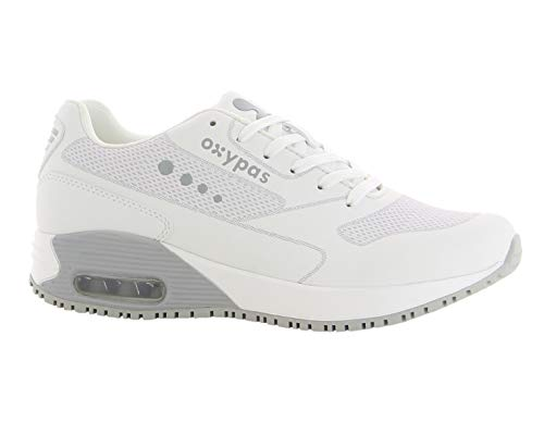 Oxypas ELAS3801LGR ELA SRC lavoro sneaker