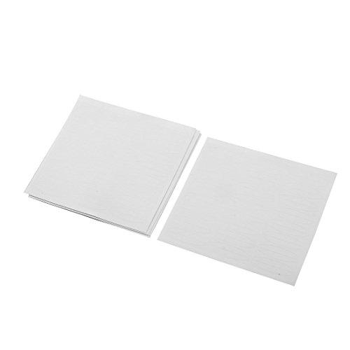 120 Paires Plastique Transparent Blanc Large Double Paupière Adhésif Ruban Adhésif Stickers