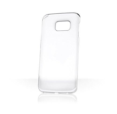 goo.ey - selbsthaftendes Case für Apple iPhone 6 / 6S - (Schwarz) Transparent