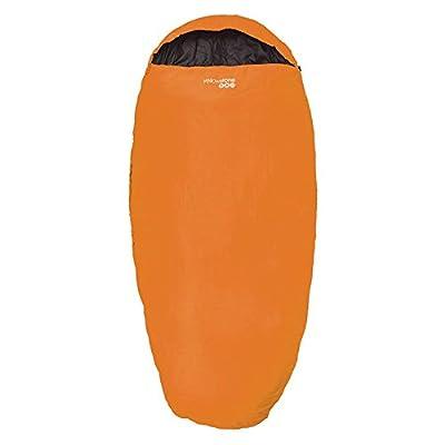 Yellowstone Sleepwell 300 Sleeping Bag - Orange/Black from Yellowstone