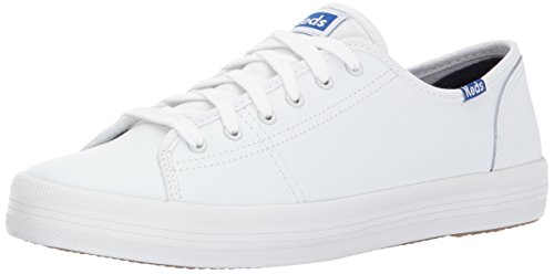Kickstart, Zapatillas para Mujer, Weiß (White), 42 EU Keds