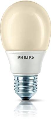 Philips Energiesparlampe Softone ES Flame Birne 11 Watt E27 822 von Philips auf Lampenhans.de