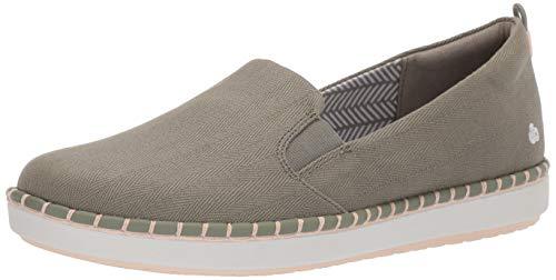 CLARKS Women's Step Glow Slip Loafer Flat Flats Loafers Slip