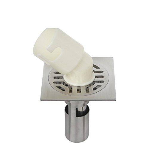 HCP Floor drain edelstahl tief- und geruchsabweisend Anti-worm floor drain core Tee drain die...
