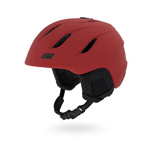 Giro Nine Skihelm, mat Dark red, L/59-62.5 cm Preisvergleich