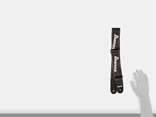 Ibanez GSD50-P6 Logo Nylon Gitarrengurt (Länge: 1700 mm, Breite: 50 mm) - 2