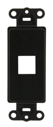 Leviton Decora Einsatz Kit, 6P6C, 41638-E Decora Insert Plate