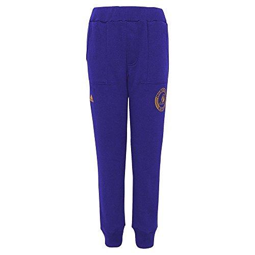 Los Angeles Lakers NBA Youth Archetype Sueded Fleece Pants, Jungen damen unisex, violett Sueded-jersey-hose
