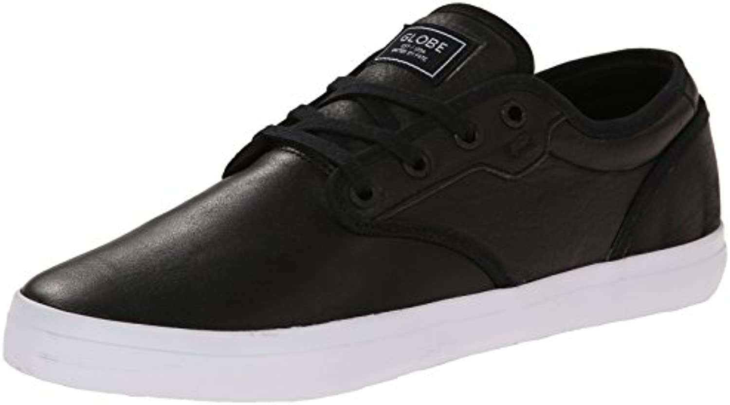 Globe Men's Motley Skateboard Shoe  Black Fog  6 M US