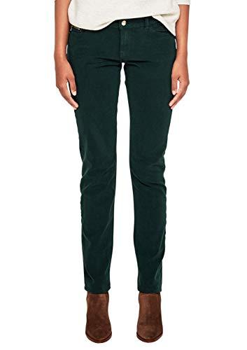 s.Oliver Damen Slim Jeans 04.899.73.4882, Grün (Deep Pine 7959), W29 (Herstellergröße: 38/L32)
