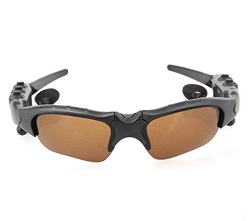Unisex Stereo Bluetooth Musik Outdoor Radbrille Sonnenbrille Eyewear fahren Sport Brillen winddicht