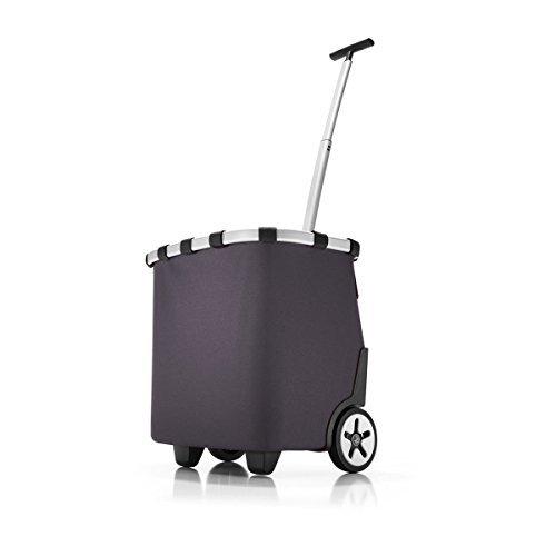 reisenthel carrycruiser graphite  42 x 8 x 33,5 cm -