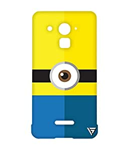 Vogueshell Minion Printed Symmetry PRO Series Hard Back Case for Coolpad Note 3 Lite