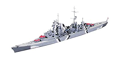 Tamiya - 31805 - Maquette - Bateau - Croiseur Prinz Eugen