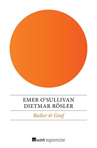 Buchseite und Rezensionen zu 'Butler & Graf: Ein deutsch-englischer Krimi' von Emer O'Sullivan