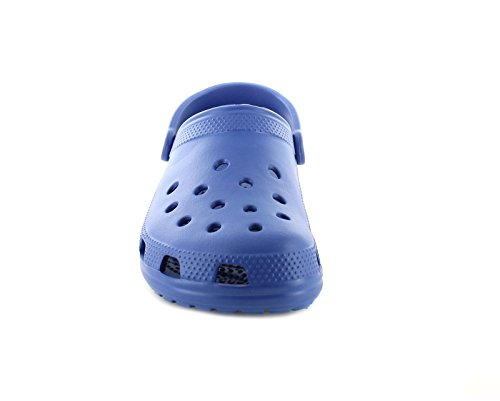 New Unisex Cerulean Blue Crocs Sandals Easy Clean & Lightweight – Cerulean Blue – UK SIZE 9