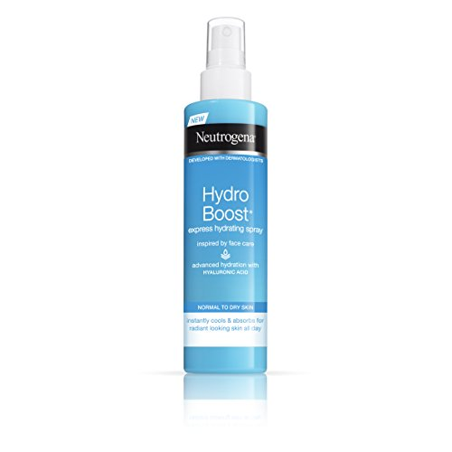 Neutrogena Hydro Boodt Express Hydrating Spray 200ml Normal to Dry Skin -