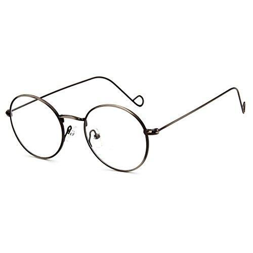 Sunbo Damen Brillengestell Gr. Einheitsgröße, Gun Gray