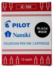 PILOT Tintenpatronen Namiki,für Füllhater Capless,nacht blau (Füllhalter Namiki)