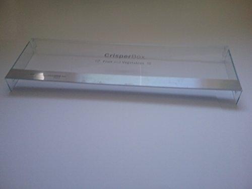 Bosch Siemens Blende 707302 zur Schublade Schubkasten Crisper Box f.Kühlschrank -