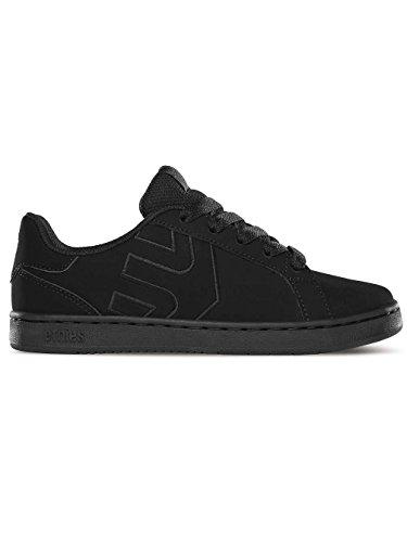 Etnies - Fader Ls, Scarpe Da Skateboard da Uomo Black/Black/Black