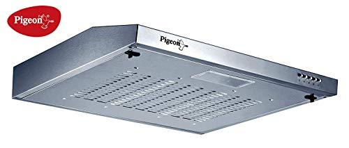 Pigeon Splendor + 60 cm 500 m3/hr Ductless Chimney with Improved Technology Cassette Filter