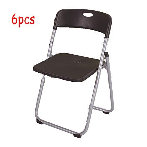 Klappstuhl Zurück Stuhl Home Esszimmerstuhl Portable Stuhl Kunststoff Esszimmerstuhl Konferenzstuhl...