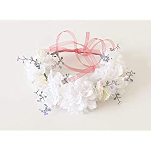 Haarkranz gefüllte NelkenSonnenblumen Blumenkranz Haarkranz Blumen Blumendekoration Brautkranz Hochzeit Oktoberfest Sommerabend
