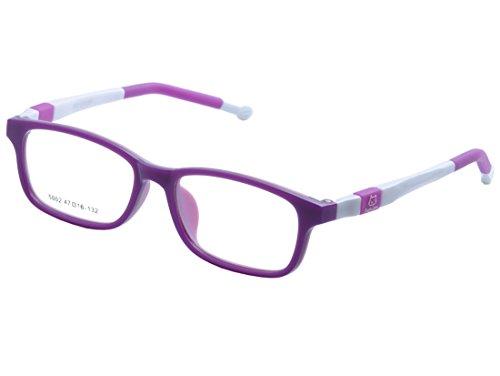 De Ding Mädchen Brillengestell Mehrfarbig bluewhite, Mehrfarbig