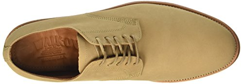 Walkover  George, richelieu homme Marrone (Dirty Buck Suede)