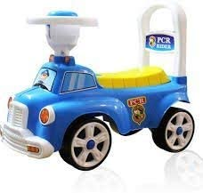 JBRD PCR Rider for Kids Small CAR USE with Baby Foot Rider for Small Babies