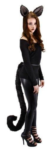 enschwanz (Black Cat-zubehör Für Kostüm)