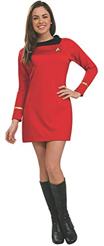 Star Trek Erwachsene Für Kostüm - Star Trek Classic Red Dress XS
