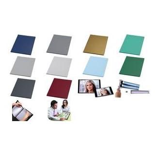 Rillstab–Presentation Display Book 'Original', A4, Antras Grey