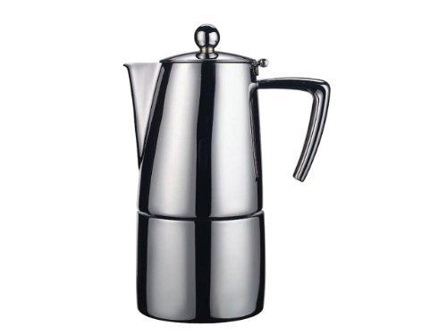 Caffettiera-espesso-Slancio-inox-satinata
