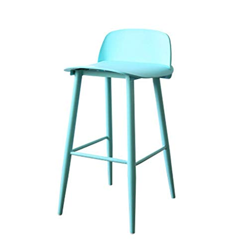 Qqxx Bar Stool Recliner Plastic Dining Chair Side Chair