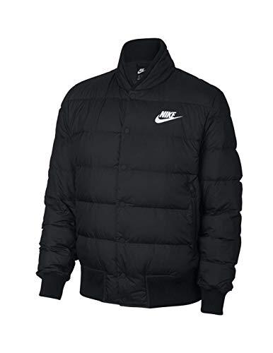 Nike Jacke Mann Schwarz 928819010 M -