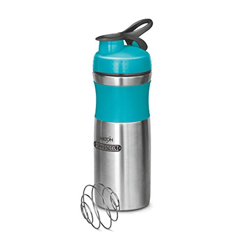 Milton bottle Stainless Steel Gym Bottle Promix , 800 ml , Colour May Vary