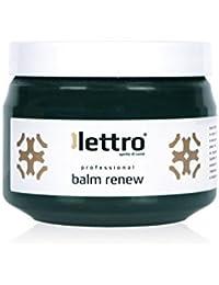 lettro Balm Renew – Cura della pelle di scarpe, borse, divani, selle e tutti i tipi di pelle lisca – Vari colori – 200 ml