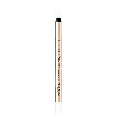 L'Oreal Paris Lippen Make-up Le Lip Liner Magique by Color Riche / transparenter Konturenstift für perfekt definierte Lippen ohne Verschmieren, 1er Pack - Loreal Farbe Riche Lip Liner
