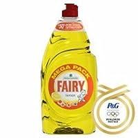 Fairy Liquid Lemon 870Ml 596324